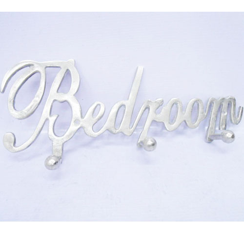 Aluminum Bedroom Wall Hook