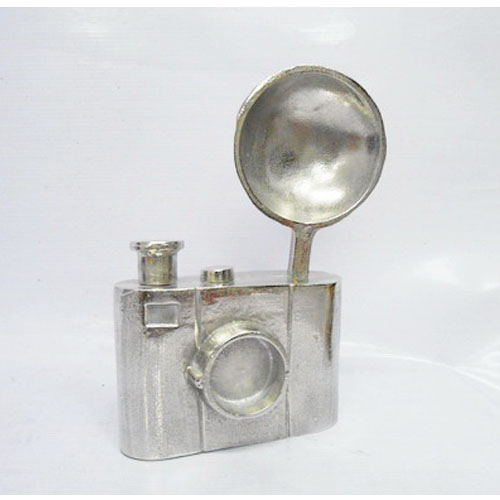 Aluminum Decorative Camera