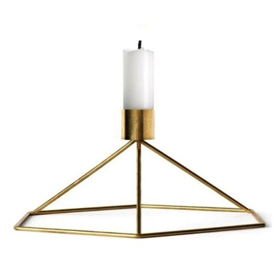 Geometry Candle Holder
