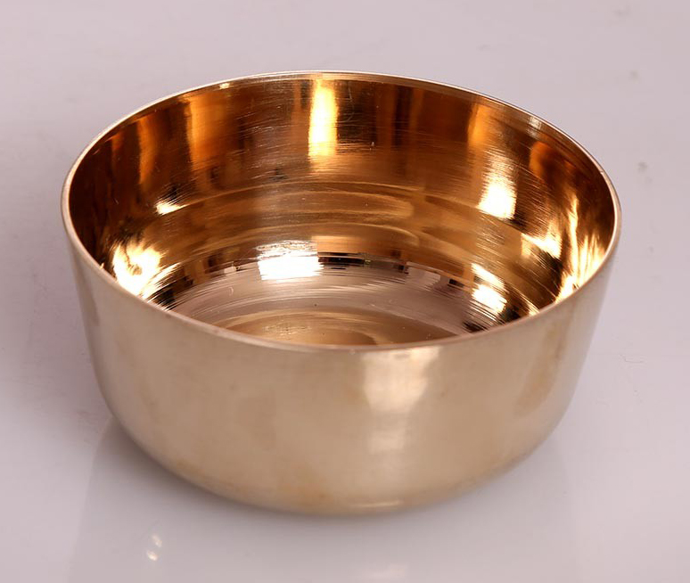 Kansa Bowl Polished